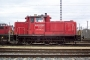 "MaK 600197 - DB AG ""363 439-1"" 14.04.2006 - Ingolstadt, BahnbetriebswerkHans-D. Lichtenhof"