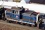 """MaK 600198 - Railion """"365 440-7"""" 02.11.2002 - Chemnitz, Bh HauptbahnhofKlaus Hentschel"""