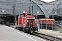 """MaK 600198 - DB Schenker """"363 440-9"""" 10.04.2014 - Leipzig, HauptbahnhofErnst Lauer"""