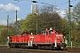 """MaK 600199 - DB Schenker """"363 441-7"""" 27.03.2014 - Köln, Bahnhof WestWerner Schwan"""