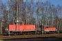 "MaK 600199 - DB Cargo ""363 441-7"" 18.02.2018 - Köln-GrembergWerner Schwan"
