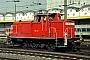 """MaK 600202 - Railion """"363 444-1"""" 12.04.2004 - Koblenz, HauptbahnhofPatrick Böttger"""