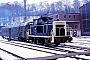 """MaK 600202 - DB """"361 444-3"""" 24.11.1988 - MainzErnst Lauer"""