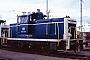 """MaK 600203 - DB """"365 445-6"""" 01.01.1991 - Mannheim, BahnbetriebswerkErnst Lauer"""