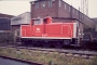 "MaK 600206 - DB ""364 448-1"" 16.11.1992 - Düsseldorf-Flingern, IndustriestammgleisPatrick Paulsen"