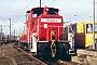 """MaK 600206 - Railion """"362 448-3"""" 23.01.2005 - Hannover, HauptbahnhofJulius Kaiser"""