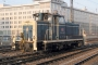 "MaK 600208 - DB Cargo ""364 450-7"" 27.02.2003 - Dresden, HauptbahnhofTheo Stolz"