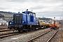 "MaK 600210 - ESG ""6"" 14.04.2013 - Bestwig, BahnhofMalte Werning"