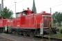 "MaK 600214 - Railion ""363 625-5"" 09.07.2006 - Oberhausen-OsterfeldRolf Alberts"