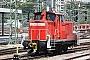 """MaK 600214 - DB Schenker """"363 625-5"""" 17.06.2013 - StuttgartThomas Wohlfarth"""