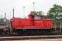 """MaK 600221 - Railion """"363 632-1"""" 20.05.2007 - Maschen, RangierbahnhofMalte Werning"""