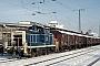 """MaK 600223 - DB AG """"365 634-5"""" 27.12.1996 - TraunsteinPeter Nagelschmidt"""