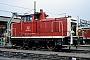 """MaK 600225 - DB Cargo """"365 636-0"""" 05.04.2003 - StuttgartWerner Brutzer"""