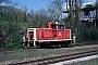 """MaK 600225 - Railion """"365 636-0"""" 21.04.2004 - StuttgartWerner Brutzer"""