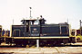 "MaK 600235 - DB ""365 646-9"" 15.08.1991 - Offenburg, BahnbetriebswerkAndreas Kabelitz"