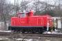 """MaK 600238 - Railion """"363 649-5"""" 03.03.2005 - Dortmund-ScharnhorstAndreas Steinhoff"""