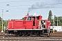 """MaK 600238 - DB Schenker """"363 649-5"""" 16.07.2011 - Basel, Badischer BahnhofTheo Stolz"""