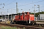 """MaK 600238 - DB Schenker """"363 649-5"""" 22.08.2015 - Karlsruhe HbfWerner Schwan"""