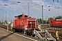 """MaK 600238 - DB Schenker """"363 649-5"""" 23.08.2015 - Karlsruhe, HauptbahnhoffWerner Schwan"""