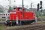 """MaK 600241 - Railion """"363 652-9"""" 09.09.2005 - Münster, HauptbahnhofMalte Werning"""