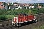"""MaK 600243 - DB Cargo """"365 654-3"""" 16.08.2000 - RottendorfWerner Brutzer"""