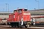 """MaK 600244 - DB Cargo """"363 655-2"""" 22.09.2016 - Seevetal, Rangierbahnhof MaschenAndreas Kriegisch"""