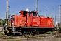 """MaK 600249 - DB Schenker """"363 660-2"""" 20.08.2011 - Wanne-EickelWerner Schwan"""