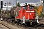 """MaK 600250 - DB Schenker """"363 661-0"""" 13.10.2009 - München, Bahnhof HeimeranplatzAxel Schaer"""