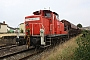 """MaK 600250 - DB Schenker """"363 661-0"""" 25.08.2012 - NördlingenThomas Wohlfarth"""