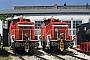 """MaK 600250 - BayBa """"363 661-0"""" 07.06.2014 - Nördlingen, Bayerisches EisenbahnmuseumWerner Schwan"""