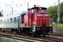 """MaK 600251 - DB AG """"363 662-8"""" 28.06.2007 - Merzig (Saar)Markus Hilt"""