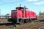 """MaK 600252 - TSD """"361 663-8"""" 12.10.2003 - Mainz-BischofsheimErnst Lauer"""