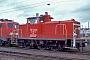 "MaK 600252 - DB Cargo ""361 663-8"" 26.01.2002 - Hagen, Betriebshof Hagen-EckeseyMartin Welzel"