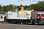 "MaK 600253 - SGL ""V 60.14"" 25.08.2015 - Crailsheim, BahnhofStephan John"