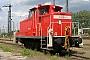 """MaK 600258 - Railion """"363 669-3"""" 31.05.2004 - DarmstadtRalf Lauer"""