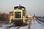"""MaK 600260 - Lokvermietung Aggerbahn """"261 671-2"""" 19.12.2009 - EuskirchenWerner Schwan"""