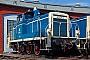 """MaK 600260 - Lokvermietung Aggerbahn """"261 671-2"""" 18.08.2012 - SiegenArmin Schwarz"""