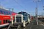 "MaK 600260 - Lokvermietung Aggerbahn ""261 671-2"" 23.02.2014 - Düsseldorf, HauptbahnhofWerner Schwan"