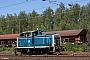 "MaK 600260 - Aggerbahn ""261 671-2"" 31.07.2020 - Bochum-EhrenfeldIngmar Weidig"
