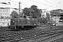 "MaK 600267 - DB ""V 60 678"" 25.05.1968 - Hamburg, Hauptbahnhof NordHelmut Philipp"