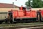 """MaK 600267 - Railion """"363 678-4"""" 27.05.2007 - LandshutRalf Lauer"""