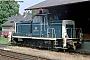"MaK 600268 - DB ""365 679-0"" 06.08.1993 - Nidda, BahnhofNorbert Schmitz"