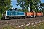 "MaK 600269 - BEG ""261 680-3"" 31.07.2015 - Ratingen-LintorfLothar Weber"
