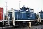 "MaK 600270 - DB ""365 681-6"" 07.11.1993 - Stuttgart, Bahnbetriebswerk 1Ingmar Weidig"