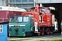 "MaK 600274 - Railsystems ""363 685-9"" 13.10.2015 - Gotha, BetriebshofPeter Kalbe"