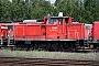 """MaK 600277 - DB Schenker """"363 688-3 """" 15.05.2010 - Köln-GrembergFrank Glaubitz"""