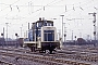 "MaK 600284 - DB ""261 695-1"" 14.04.1987 - Duisburg-Ruhrort Hafen, BahnhofIngmar Weidig"