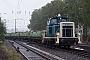 "MaK 600284 - Lokvermietung Aggerbahn ""365 695-6"" 14.09.2013 - KreuztalEckard Wirth"