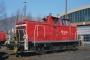 "MaK 600287 - DB Cargo ""363 698-2"" 22.03.2003 - Hamburg-WilhelmsburgChristian Protze"