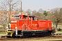 """MaK 600287 - Railion """"363 698-2"""" 22.04.2003 - Lübeck, HauptbahnhofAlexander Leroy"""